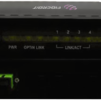 4 x 10/100 Mbit/s Fast Ethernet port + 1 CATV EPON ONU