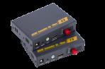 HDMI/DVI to fiber extender with IR port
