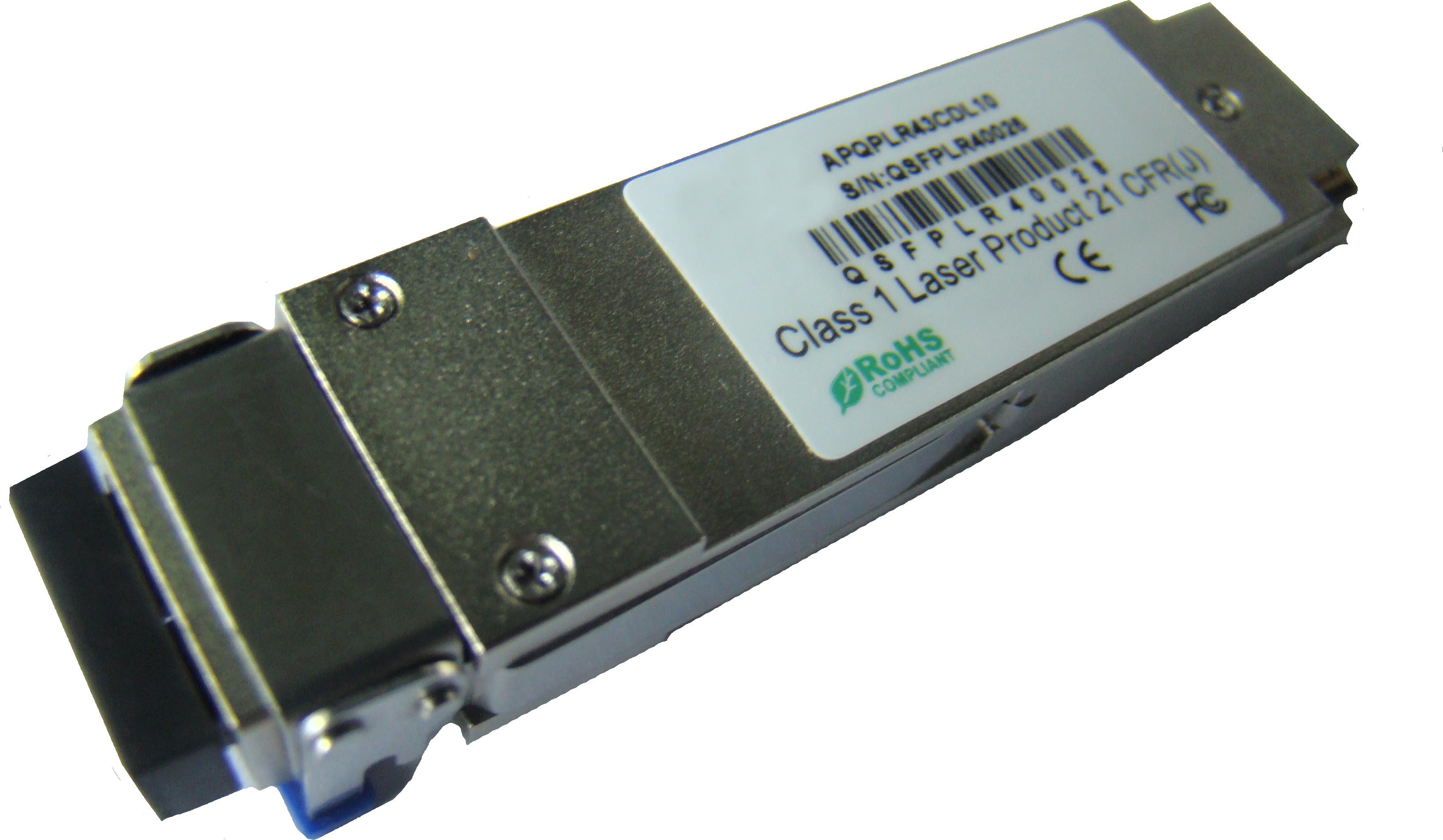 40G QSFP Transceiver Module – Multi Mode SR4