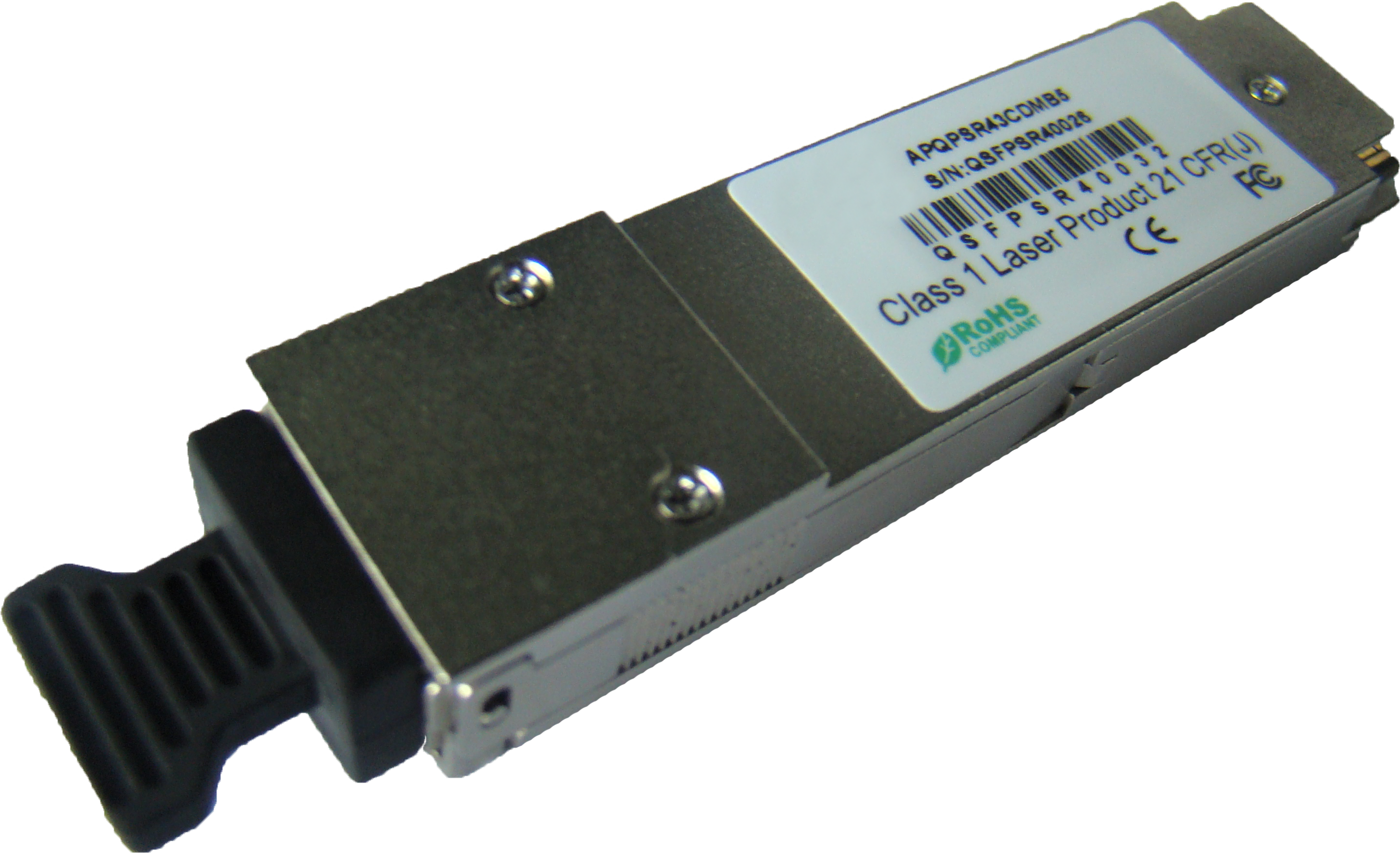 40G QSFP Transceiver Module – Single Mode