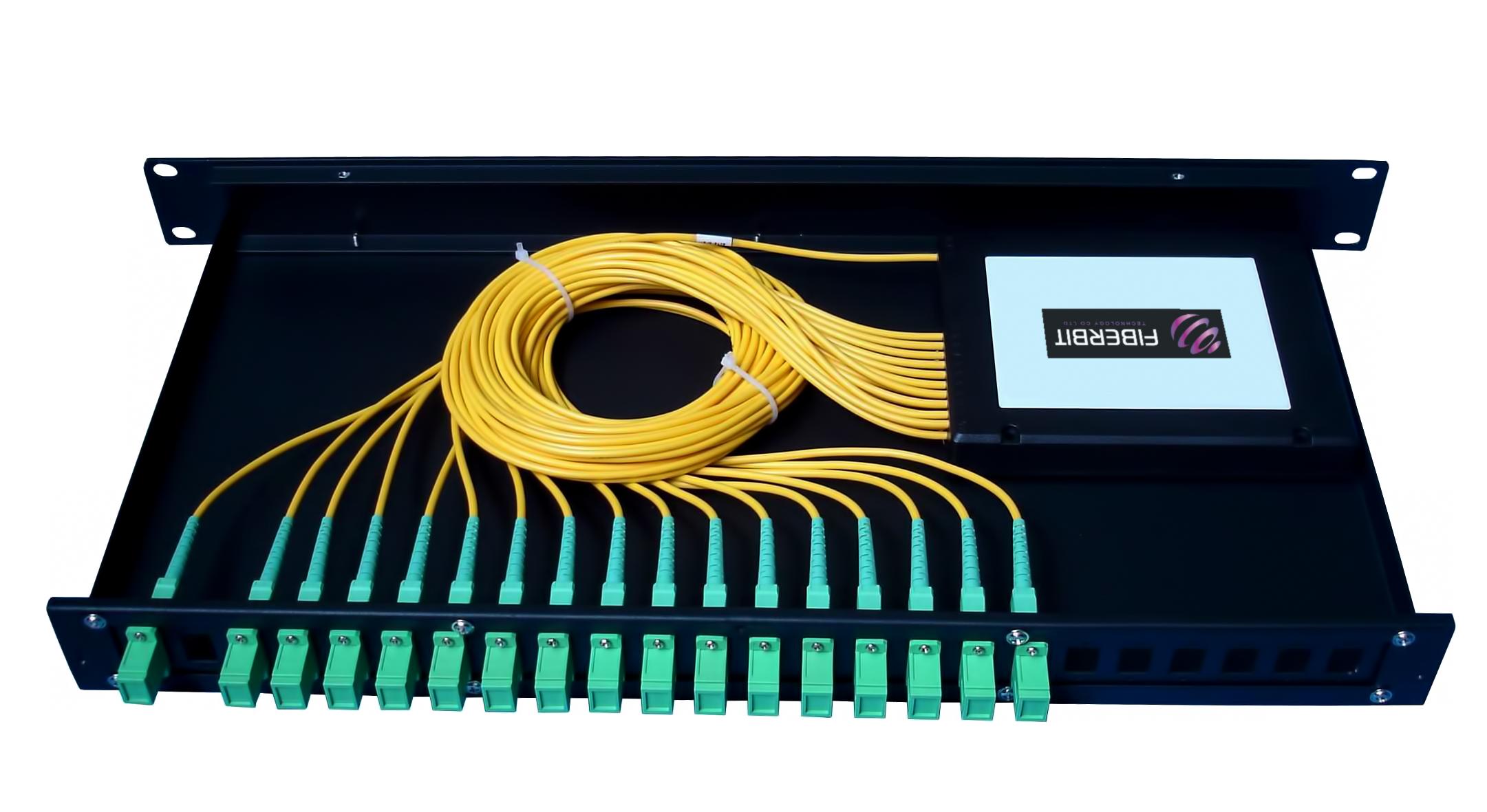 Rack Mount PLC or FBT Splitter