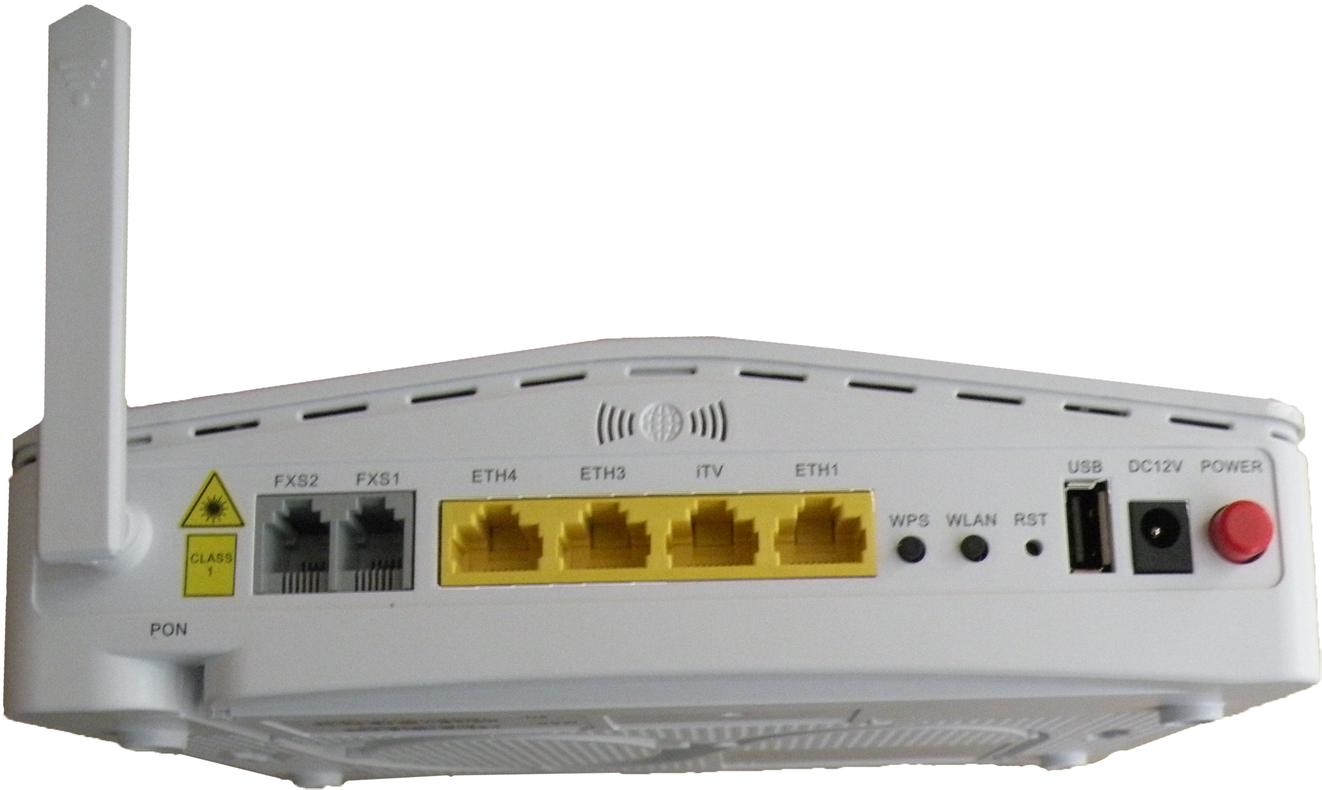 EPON Home Gateway Unit (HGU) with WiFi