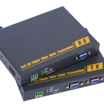 VGA over fiber extender | converter