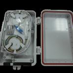 Outdoor 1:2 & 1:4 Optic Fiber Splitter solution