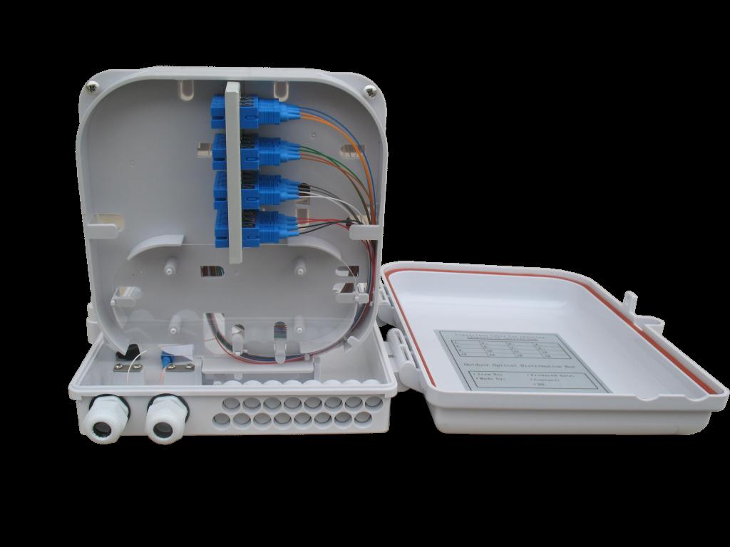 1 16 Outdoor Optical Fiber Splitter Full Solution