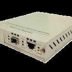 SFP+ to UTP 10G Media Converter